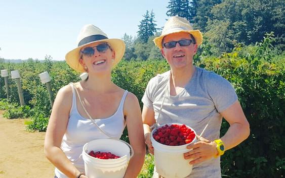 Berry good friends