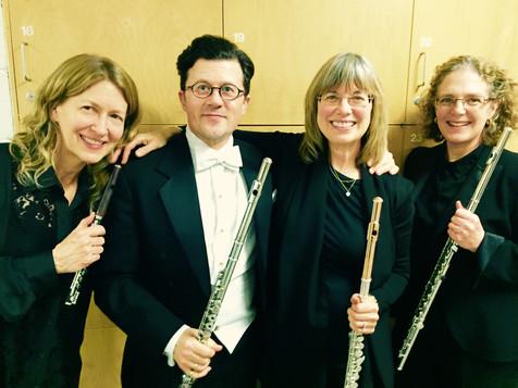 Toronto Symphony Flute Section