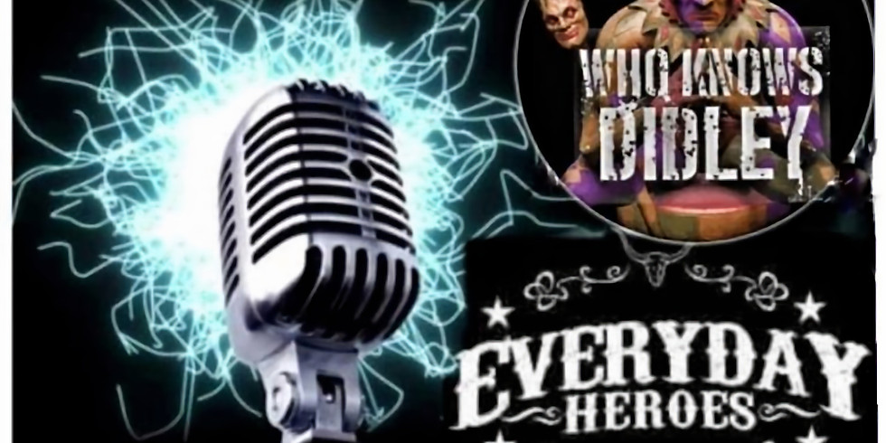 Who Knows Didley / Everyday Heroes / The Autumn Killers