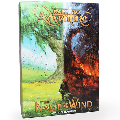 Call to Adventure - Name of the Wind