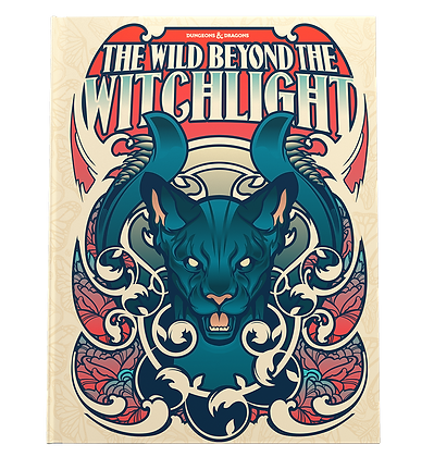 The Wild Beyond the Witchlight - D&D