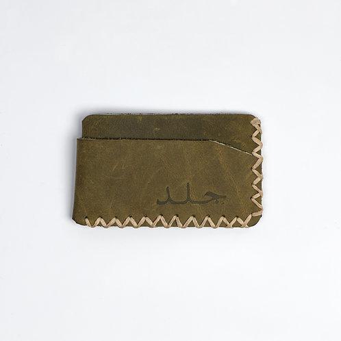 Bill & Card Holder