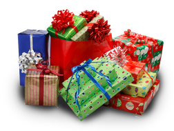 Presents or Presence?