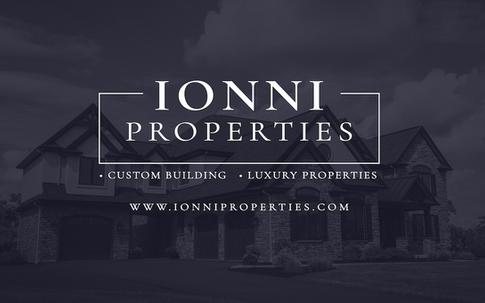 Company Rebrand Ionni Properties