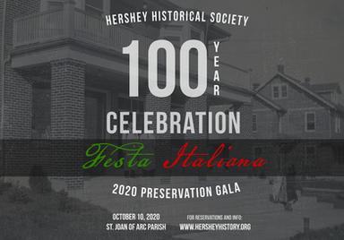 100 Year Centennial Italians in Hershey