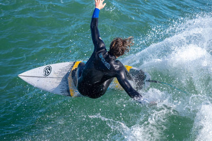 Santa Cruz Surf Video