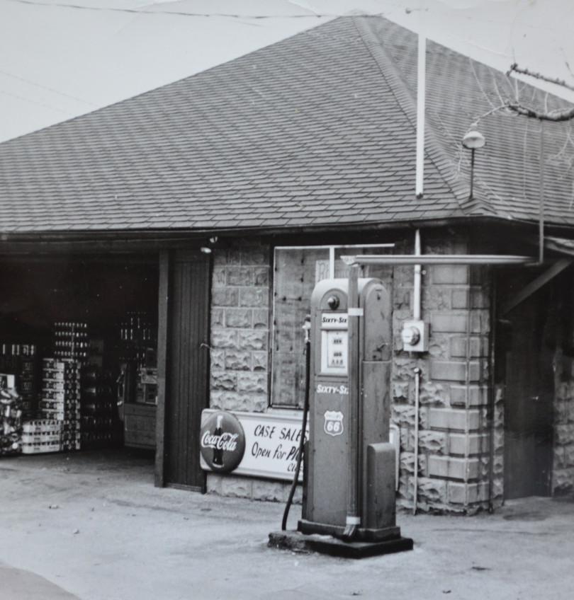 Triple Distributors black and white copy