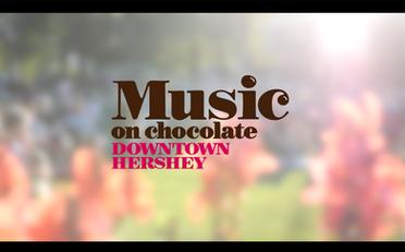 Music on Chocolate