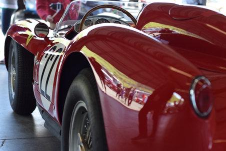 Ferrari Photographic Shoot