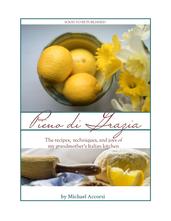 Pieno di Grazia Italian Cookbook