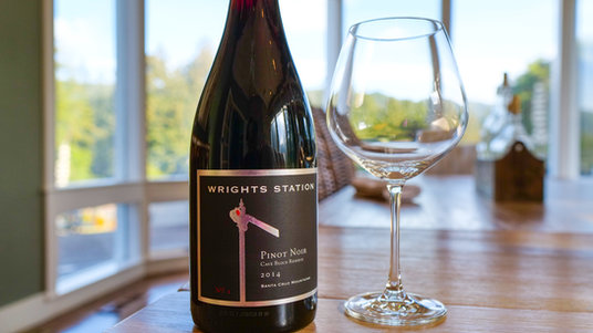 Webshoot for Wrights Station Winery