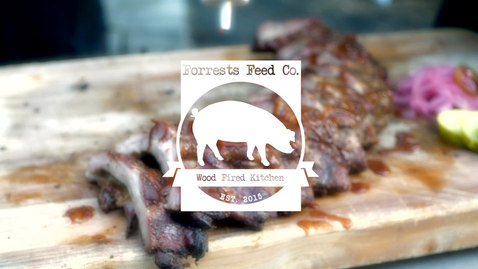 Forrest Feed Co. Ribs Promo