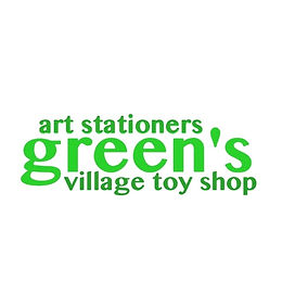 Art Stationers Green's Village Toy Shop