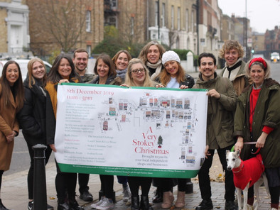 """Local traders prepare for """"A Very Stokey Christmas"""" this Sunday"""