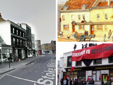 A brief history of Stoke Newington Church Street