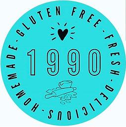 1990 Gluten Free Homemade