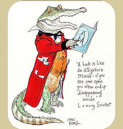 The Alligators Mouth