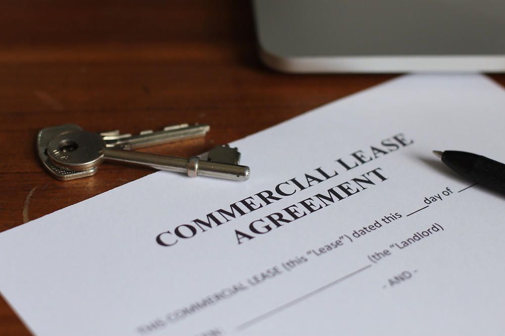 Renegotiating commercial lease