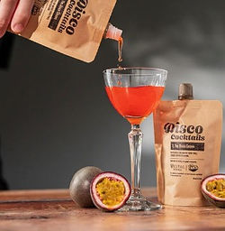 Disco Cocktails - by Ladies & Gents