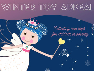 Please get behind the Winter Toy Appeal!
