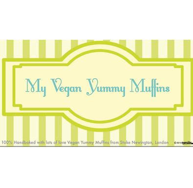 My Vegan Yummy Muffins