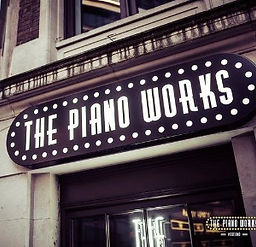 The Piano Works Farringdon