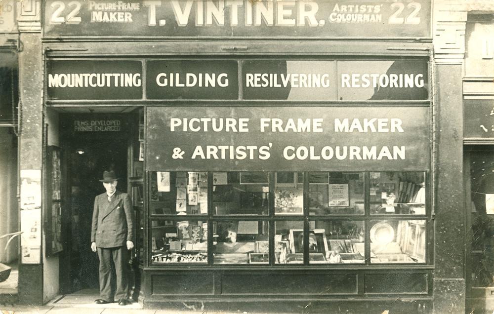 Shopfront c.1940
