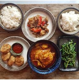 Nasi Economy Rice