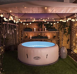 Jacuzzi For Hire
