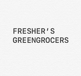 Freshers Greengrocers