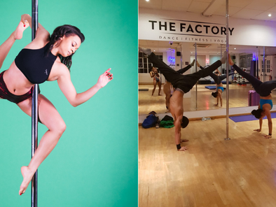 World-class athletes lead unusual classes at independent London gym.