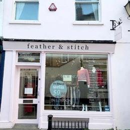 Feather & Stitch