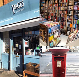 Pages of Hackney