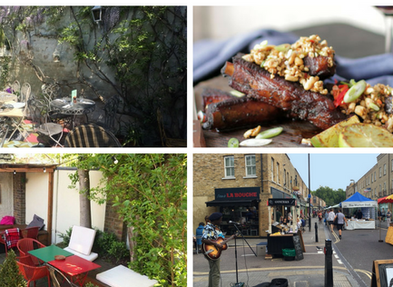 Alfresco in Hackney - your guide to eating outside