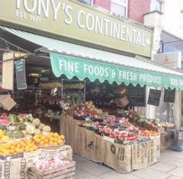 Tony's Continental