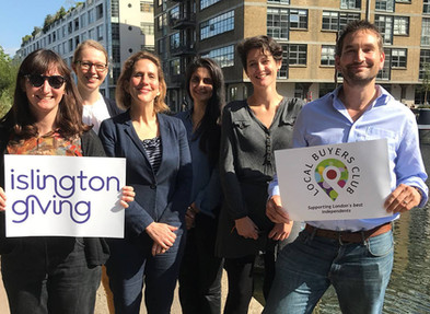 Islington Giving & Local Buyers Club: Boosting good causes & local business