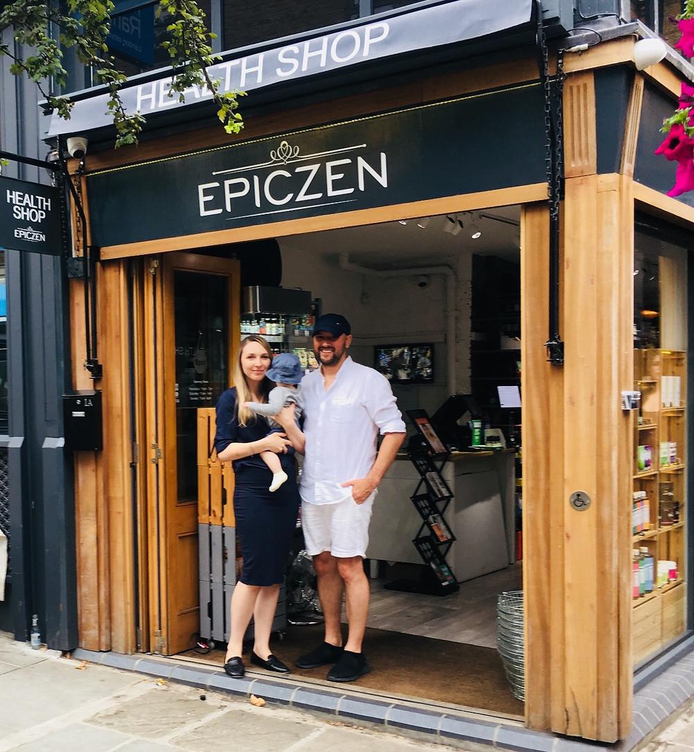 Epiczen on Camden Passage