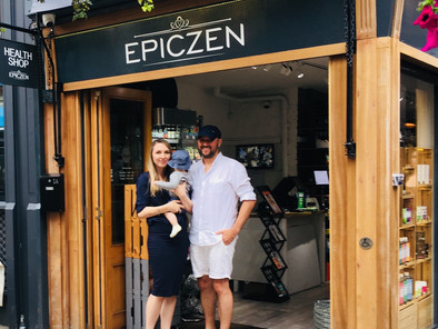 EpicZen- No-nasties health shop a breath of fresh air for Islington