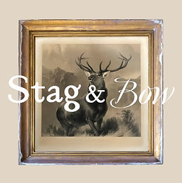 Stag & Bow