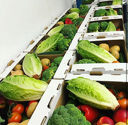 Enfield Organic Fruit & Vegetable Box Delivery