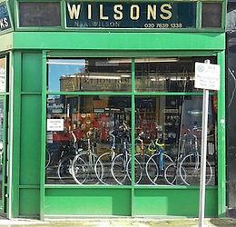 Wilson's cycles