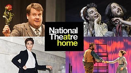 The National Theatre at Home