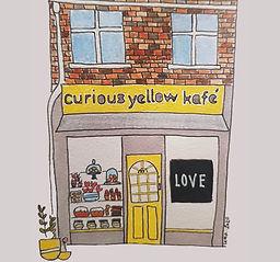 Curious Yellow Kafe