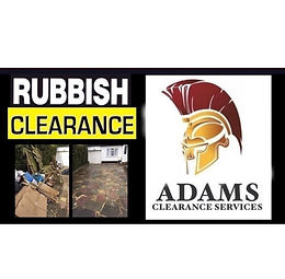Rubbish Clearance: Adams Clearance Services