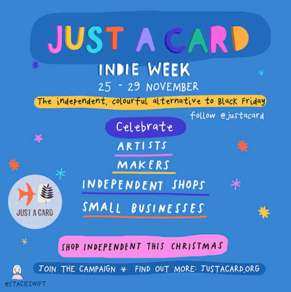 Just a Card Indie Week