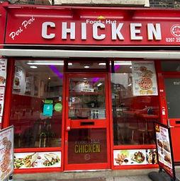 Barbican Food Hut