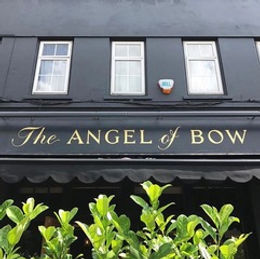 The Angel of Bow