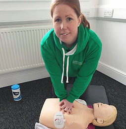 Andersson First Aid Training