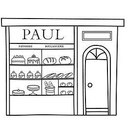 PAUL Grocery Market