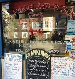 PJ Frankland & Sons